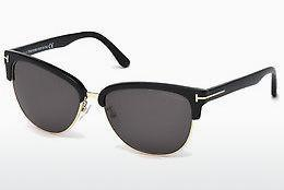 Sonnenbrille Tom Ford Fany (FT0368 01A) - Schwarz
