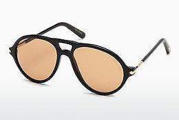 Occhiali da vista Tom Ford Tom N.10 (FT0491-P 63E) - Marrone, Ivory, Black