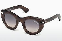 Occhiali da vista Tom Ford FT0583 55B - Multicolore, Marrone, Avana