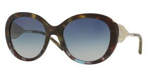 Burberry BE4191 36654L LIGHT GREY GRADIENT BLUEGREEN HAVANA/BLUE HAVANA