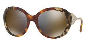 Burberry BE4191 36674T DARK GREY MIRROR GOLDHAVANA GREY/BROWN/GREY