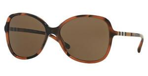 Burberry BE4197 351873 BROWNSPOTTED AMBER