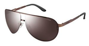 Carrera CARRERA 102/S J8P/8G BROWN SILV MIRRSMT BRWN (BROWN SILV MIRR)