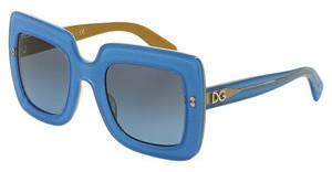Dolce & Gabbana DG4263 29728F BLUE GRADIENTTOP SKY ON GOLD
