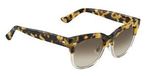 Gucci GG 3744/S 3MQ/CC BROWN SFSPTHV GRE (BROWN SF)