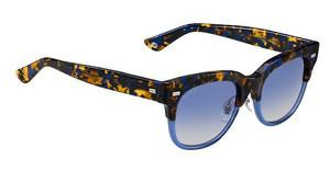 Gucci GG 3744/S X9Z/UY BLUE SF GREYHVSPTT BL (BLUE SF GREY)