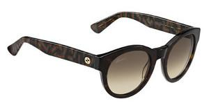 Gucci GG 3763/S H30/CC BROWN SFHVNWEBGRG (BROWN SF)