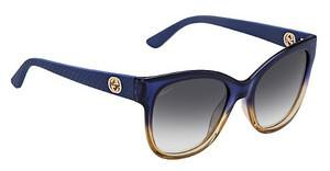 Gucci GG 3786/S KF1/IC GREY MS SLVSHD BLUE