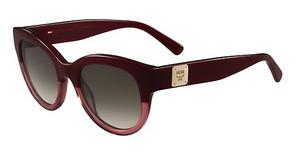 MCM MCM608S 605 BORDEAUX/ANTIQUE ROSE