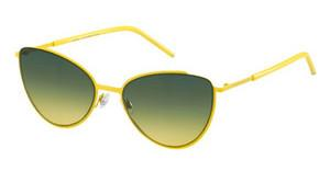 Marc Jacobs MARC 33/S TDX/JE GREEN YELLOWYELLOW