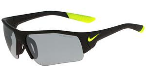 Nike SKYLON ACE XV JR EV0900 007 MATTE BLACK/VOLT WITH GREY W/SILVER FLASH LENS