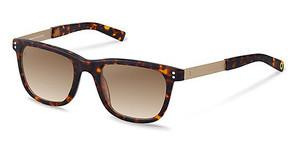 Rocco by Rodenstock RR322 B sun protect brown gradient - 77%havana