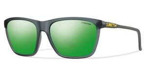 Smith DELANO PK 8PY/AD GREEN SPGREY