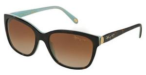 Tiffany TF4083 81343B BROWN GRADIENTHAVANA/BLUE