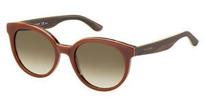Tommy Hilfiger TH 1242/S 1JH/CC BROWN SFCMLHVDKWD (BROWN SF)