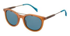 Tommy Hilfiger TH 1348/S JU6/8F BLUEBROWNWOOD