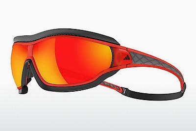 Sonnenbrille Adidas Tycane Pro Outdoor L (A196 6056) - Rot