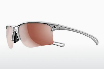 Sonnenbrille Adidas Raylor S (A405 6051) - Weiß