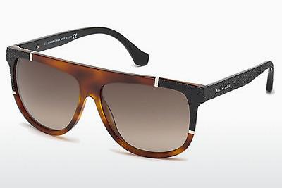 Sonnenbrille Balenciaga BA0025 53K - Havanna, Yellow, Blond, Brown