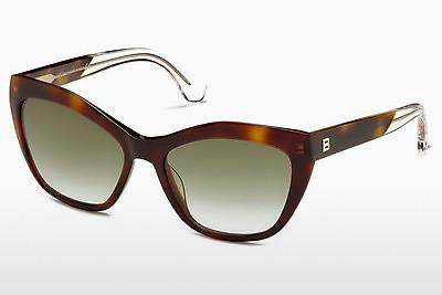 Sonnenbrille Balenciaga BA0047 53P - Havanna, Yellow, Blond, Brown