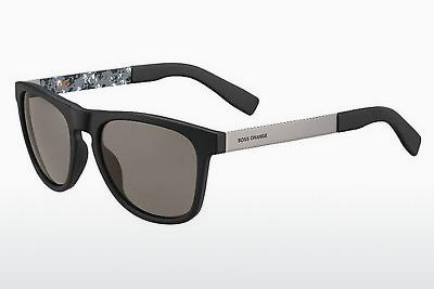 Sonnenbrille Boss Orange BO 0270/S SAY/NR - Schwarz, Grau