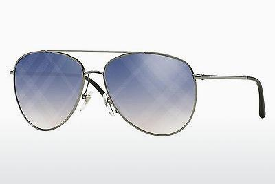 Sonnenbrille Burberry BE3072 1003B2 - Grau, Rotguss