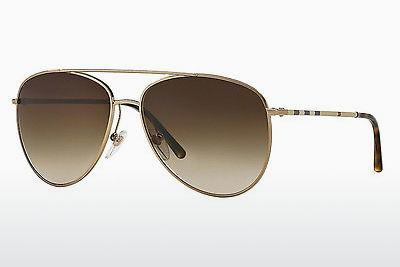 Sonnenbrille Burberry BE3072 118913 - Gold