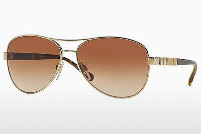 Sonnenbrille Burberry BE3080 114513 - Gold
