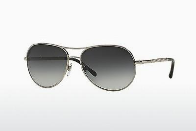 Sonnenbrille Burberry BE3082 10058G - Silber