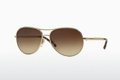 Sonnenbrille Burberry BE3082 121013 - Gold