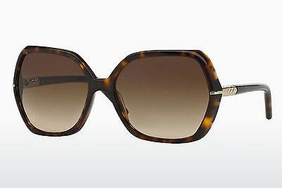 Sonnenbrille Burberry BE4107 300213 - Braun, Havanna