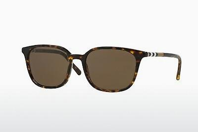 Sonnenbrille Burberry BE4144 300273 - Braun, Havanna