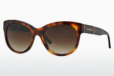 Sonnenbrille Burberry BE4156 331613 - Braun, Havanna