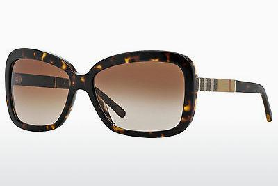 Sonnenbrille Burberry BE4173 300213 - Braun, Havanna