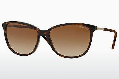 Sonnenbrille Burberry BE4180 300213 - Braun, Havanna