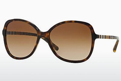Sonnenbrille Burberry BE4197 300213 - Braun, Havanna