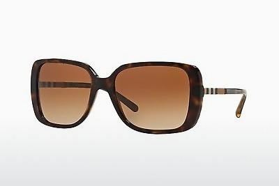 Sonnenbrille Burberry BE4198 300213 - Braun, Havanna