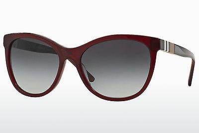 Sonnenbrille Burberry BE4199 35438G - Rot, Bordeaux