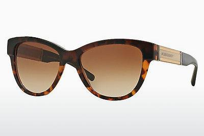 Sonnenbrille Burberry BE4206 355913 - Braun, Havanna