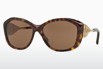Occhiali da vista Burberry BE4208Q 300273 - Marrone, Avana