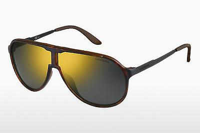 Lunettes de soleil Carrera NEW CHAMPION L2L/CT - Brunes, Havanna