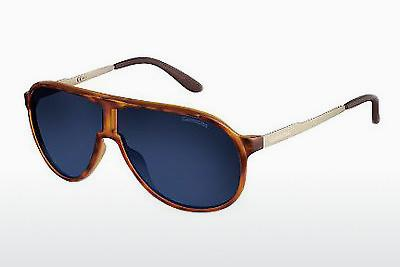 Lunettes de soleil Carrera NEW CHAMPION VR0/KU - Or, Brunes, Havanna