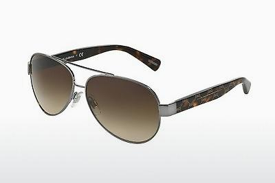 Sonnenbrille Dolce & Gabbana D&G ALL OVER (DG2118P 119613) - Grau, Rotguss