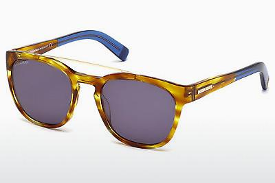Occhiali da vista Dsquared DQ0164 47V - Marrone, Bright