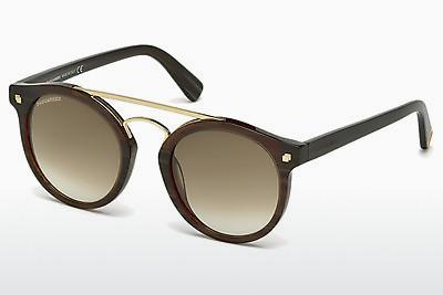 Occhiali da vista Dsquared DQ0202 50P - Marrone
