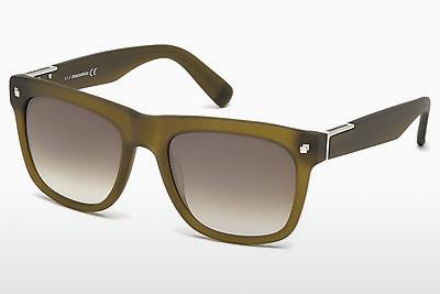 Occhiali da vista Dsquared DQ0212 46P - Marrone, Bright, Matt
