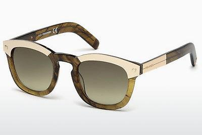 Sonnenbrille Dsquared DQ0248 59P - Horn, Brown