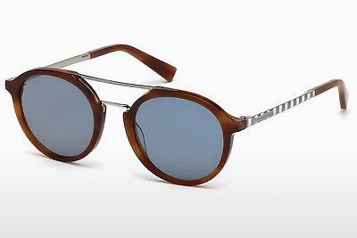 Sonnenbrille Ermenegildo Zegna EZ0070 53V - Havanna, Yellow, Blond, Brown