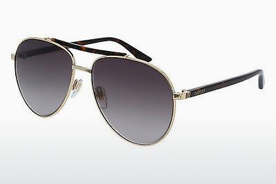Sonnenbrille Gucci GG0014S 002 - Gold