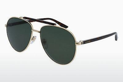Sonnenbrille Gucci GG0014S 006 - Gold
